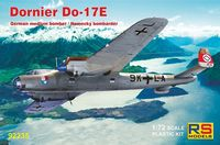 Dornier Do-17E German medium bomber