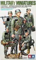 German Infantry Set (Mid-WWII) - Image 1