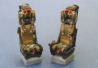 Martin Baker H7 Ejection Seats set (w/Belt) 2ea - Image 1