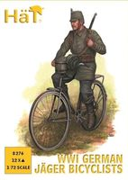 German Jaeger Bicyclists (1914-1918)