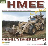 High Mobility Engineer Excavator In Detail (Book)