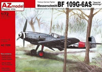 "Bf 109G-6 AS ""Special Markings"""