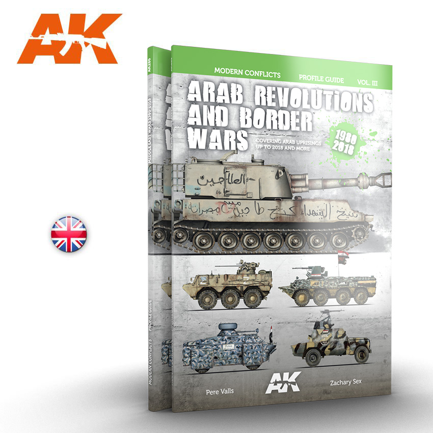 Arab Revolutions & Border Wars Vol.III - Image 1