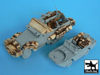M3 Half Track +amphibian vehicle for Trumpeter - Image 1