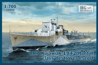 ORP Kujawiak 1942 Hunt II class destroyer escort