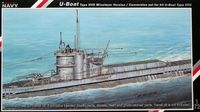 German U-Boat Type VII D Minelayer Version conversion set
