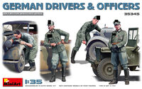 German Drivers & Officers - Image 1