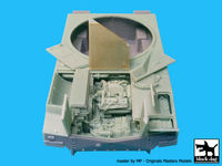 M-109A2 Engine for Riich models - Image 1
