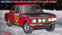 "BMW 2002ti ""1969 Monte-Carlo Rally 2/5 Class Winner"""