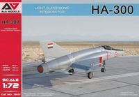 Helwan HA-300 Light supersonic interceptor