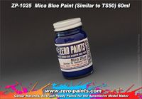 1025 Mica Blue Paint (Similar to TS50)