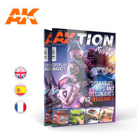 AKTION Number1: The Wargame magazine
