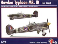 Hawker Typhoon IB (car door)