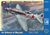 Mikoyan-Gurevich 3 Russian fighter Air Defense of Moscow 1941-1942 - Image 1