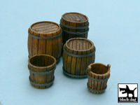 Drums accessories set 20 resin parts - Image 1
