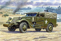 M3 Armored Scout Car with canvas - Image 1