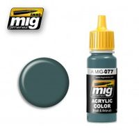 A.MIG 077 Dull Green