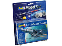 Grumman F-14D Super Tomcat (model set)