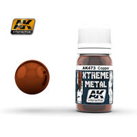 AK473 XTREME METAL COPPER
