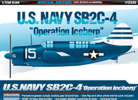 U.S. Navy SB2C-4 Operation Iceberg - Image 1