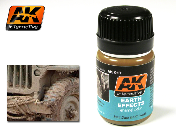AK 017 EARTH EFFECTS - Image 1