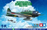 Mitsubishi A6M3/3a Zero Fighter Model 22 (Zeke)