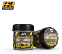 AK8029 Splatter Effects Wet Ground