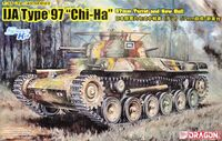 "IJA Type 97 ""Chi-Ha"" 57mm Turret and New Hull - Image 1"