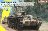 IJA Type 97 Chi-Ha Early - Image 1