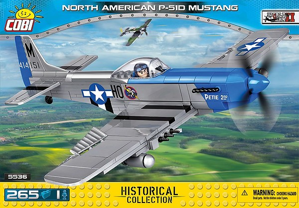 North American P-51D Mustang - myśliwiec amerykański - Image 1