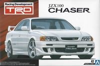 TRD JZX 100 Chaser 98 Toyota