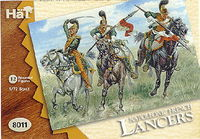 Napoleonic French Light Lancers