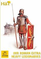 Imperial Roman Extra Heavy Legionaries (Trajanic, vs. Dacians & others)