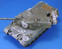 Leopard AS1 Conversion set (for Meng METS007) - Image 1