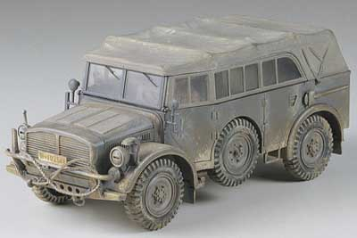 Horch type 1A - Image 1
