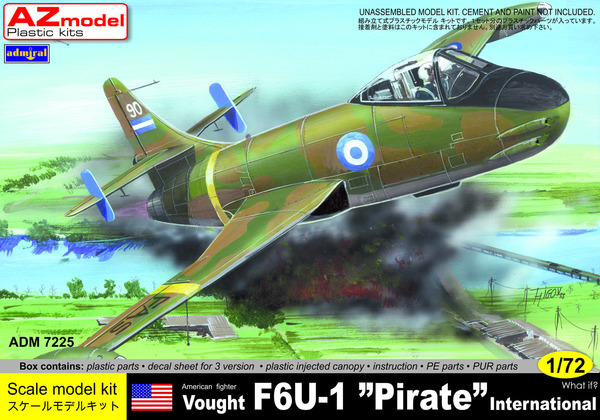 Vought F6U-1 Pirate International - Image 1