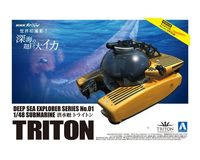 Deep Sea Triton Submarine 3300