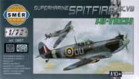 Supermarine Spitfire Mk.VB (Hi-Tech Kit)
