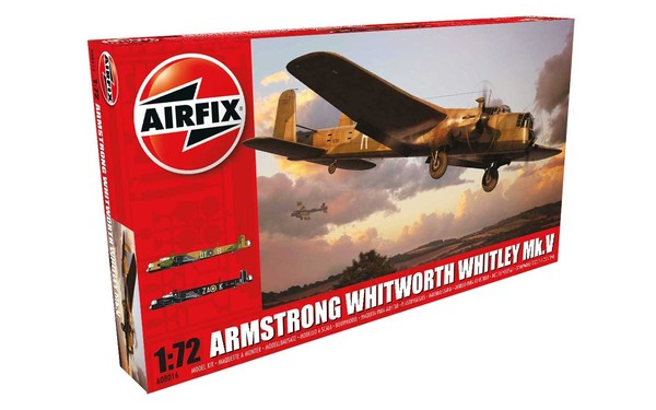 Armstrong Whitworth, Whitley Mk.V - Image 1
