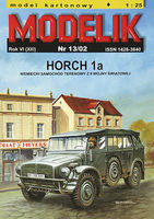 HORCH 1a German light car - Image 1
