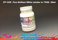 1026 Pure Brilliant White Paint (Similar to TS26)