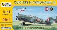 Curtiss H-75/Mohawk III (2in1) - Image 1
