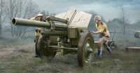Soviet 122mm Howitzer 1938 M-30 Late Version - Image 1