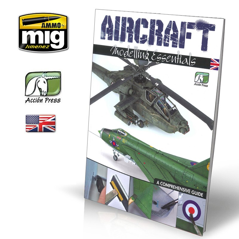 Aircraft Modelling Essentials (A.MIG 6495) - Image 1