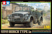German Transport Vehicle Horch Type 1a - Image 1