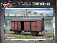 German Güterwagen Gr