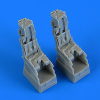 F-14D Tomcat ejection seats with safety belts ejection seat FUJIMI - Image 1