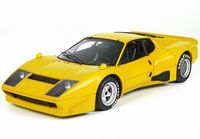 Ferrari 365 GT4 BB with display case (giallo modena/yellow)