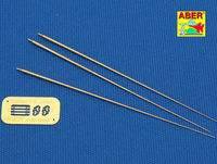 German 2m aerials (set of 3 pcs,)