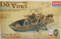 Da Vinci Machines - Paddle Boat